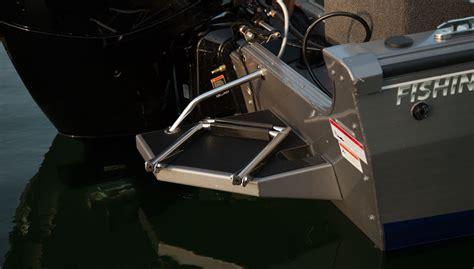 small fishing boat ladders fm 1810 pro wt deep v boat aluminum fishing boats lowe