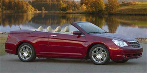 2008 Chrysler Sebring Tire Size by 2008 Chrysler Sebring Specs Iseecars