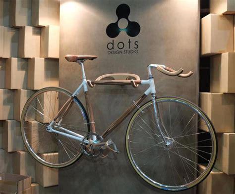 Bike Rack Thailand by Plywood Bikes Handlebars And Rack By Dots Design Studio