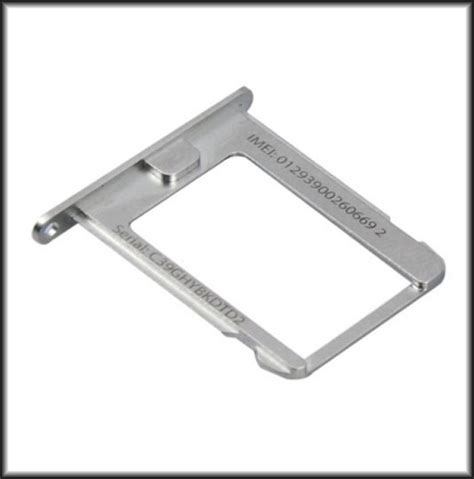 Simtray Sim Tray Tempat Simcard Iphone 4 4g 4s iphone 4 4s sim card tray replacement dippys mobiles
