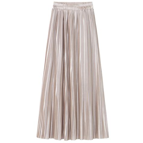 100 real pics 2017 s solid pleated