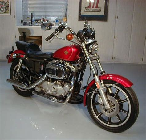 Hummer Original Clothing Apolo Build Up picture of 1981 sportster xlh ironhead amf harley davidson