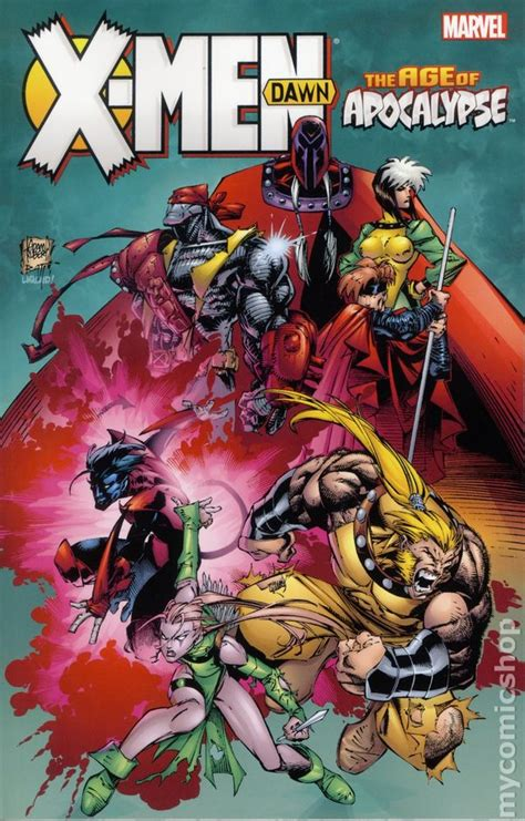 libro x men age of apocalypse comic books in age of apocalypse