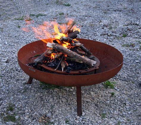 Feuerstellen Aus Metall by Metall Werk Z 252 Rich Ag Feuerschalen Feuersch 252 Ssel