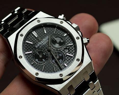 Jual Jam Audemars Piguet Ap Black Chrono Best Clone audemars piguet watches china