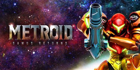 metroid samus returns metroid samus returns nintendo 3ds games nintendo