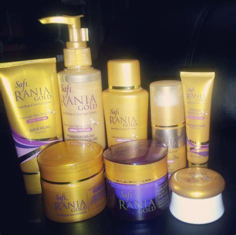 Scrub Safi Rania mrs sejarah produk penjagaan kulit muka