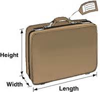luggage allowance united excess baggage information united airlines