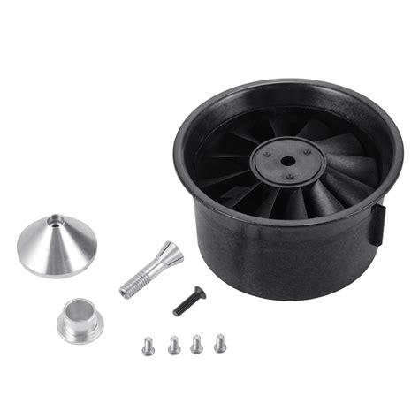 70mm ducted fan unit 64mm 70mm duct fan 3500kv brushless motor 12 vanes unit