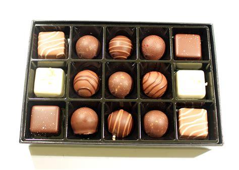 heston chocolate box review