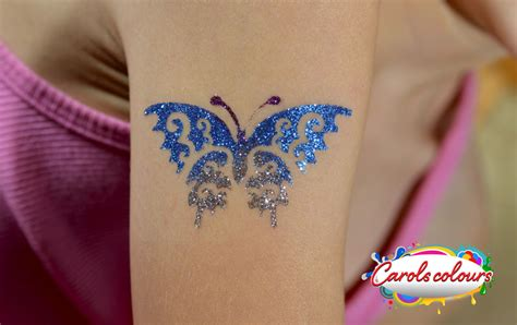 glitter tattoos are pictures to pin on pinterest tattooskid