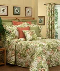Home Design Comforter Reviews cozumel bedspreads by thomasville at home tropical