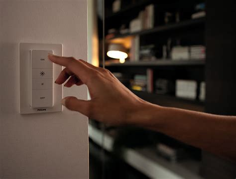 philips hue wireless dimming kit makes it easy to install