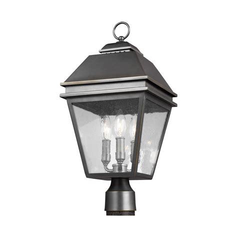 3 Inch Outdoor L Post by Hinkley Lighting Edgewater Inch Wide Light Outdoor Post