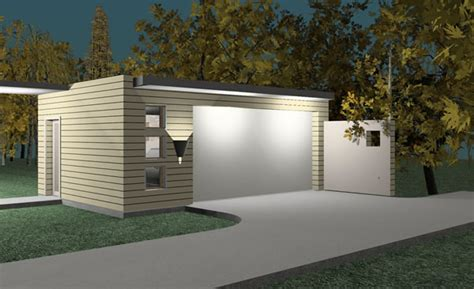 modern garages modular home gbi modular homes