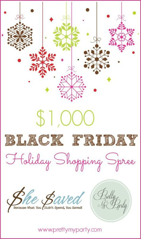 Contest Win 1000 Pink Mascara Shopping Spree by Want To Win 1 000 Towards A Black Friday Shopping Spree