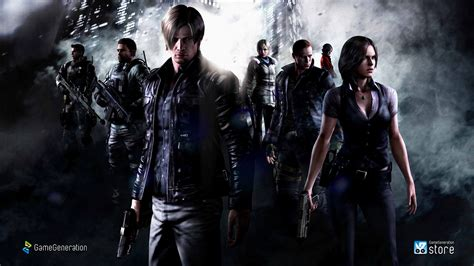 Resident Evi by Review Resident Evil 6