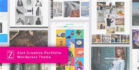Zost Portfolio Agency Multipurpose Theme portfolio responsive portfolio theme by