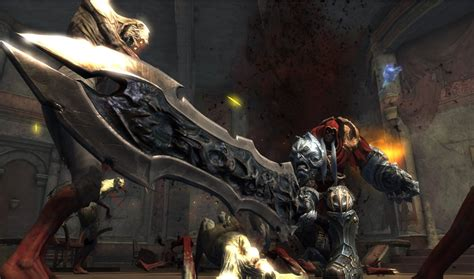 Sony Ps4 Darksiders Warmastered Edition darksiders warmastered edition coming to playstation 4 xbox one wii u pc informed pixel