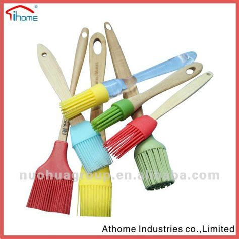 Best Quality Ox 963 7 Pcs Spatula Kitchen Tools Stainless Steel Set colorful kitchen utensils barbeque brush with eco friendly material silicone buy brush bbq
