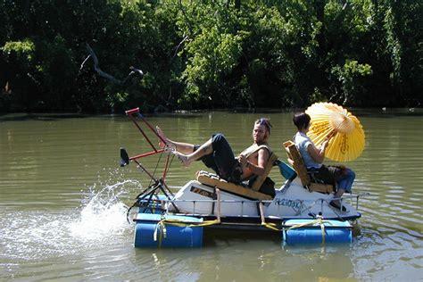 pedal boat on chicago river chicagofreakbike