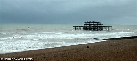 uk weather almost half november s rainfall will fall on