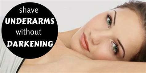 Can You Shave After Detoxing Armpits by Now You Can Shave Your Underarms Minus The Patches