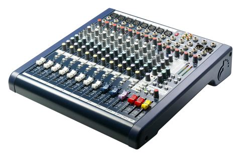 Mixee 24 Chanel Soundcraft Mpm244 mfx soundcraft professional audio mixers