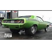 Sec Green Fish Cuda S4S Global Drag Racing League  YouTube