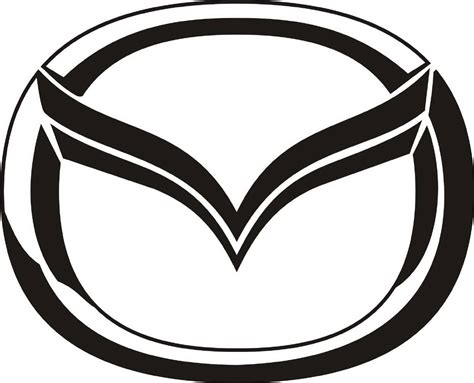 mazda car emblem mazda logo mazda car symbol meaning and history car