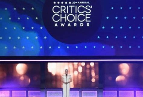 nominados a los critics choice awards la gala que anticipa los oscars estereofonica conozca la lista completa de ganadores de los critics choice awards contexto diario