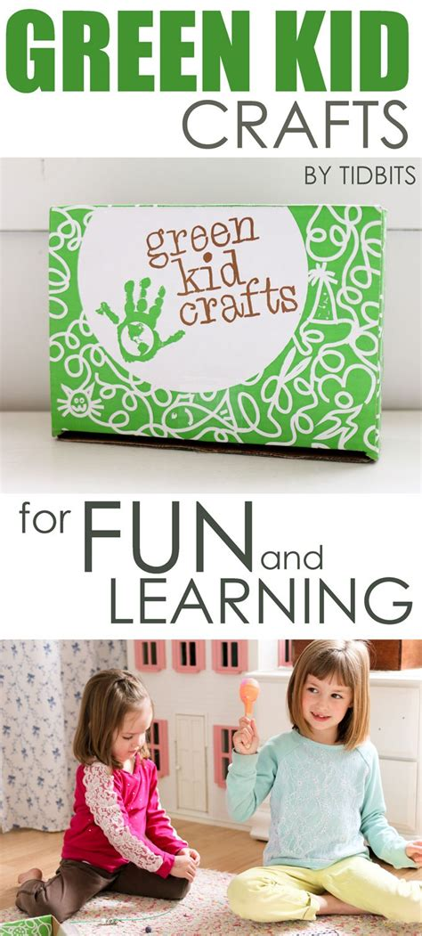 green kid crafts review green kid crafts review subscription box for tidbits