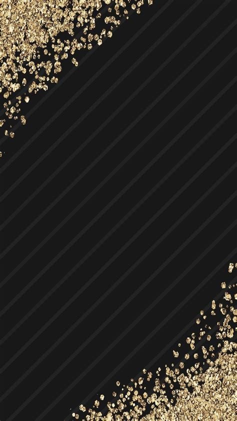 black  gold wallpapers  background pictures
