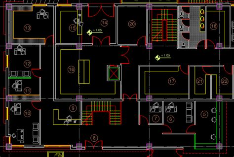 Floor Plan Dwg by House Plan Autocad Format Home Deco Plans
