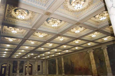 Architectural Ceilings by Coffered Roof
