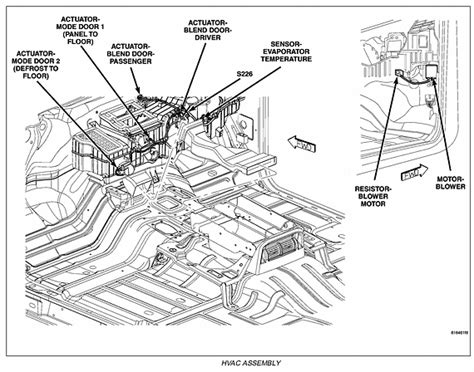 2005 dodge dakota blower motor resistor location dodge avenger blower motor resistor location dodge free engine image for user manual