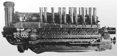 u boat engine specifications duesenberg w 24 marine engine old machine press
