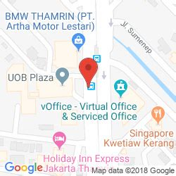 serviced offices  rent  lease  jakarta