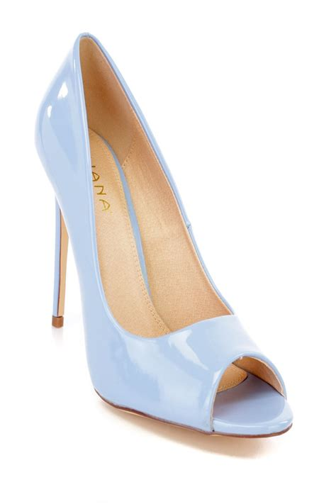 aqua high heel shoes aqua peep toe high heel patent faux leather