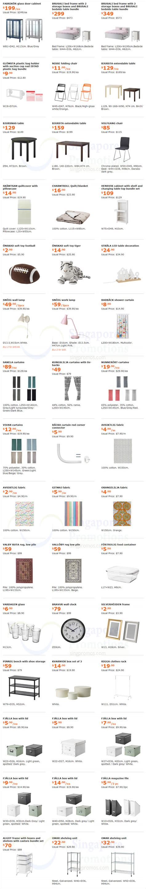 Special Bedside Caddy Organizer Organizer Sing Ranjang Terlaris ikea save up to 224 on selected items offers valid from 4 31 dec 2017