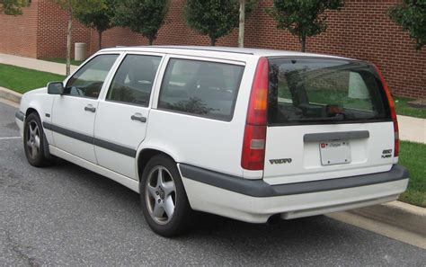 volvo wagon 1995 volvo 850 wagon reviews