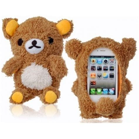 Iphone 7plus Animal Ring plush phone 183 how to make a recycled pouch 183 home