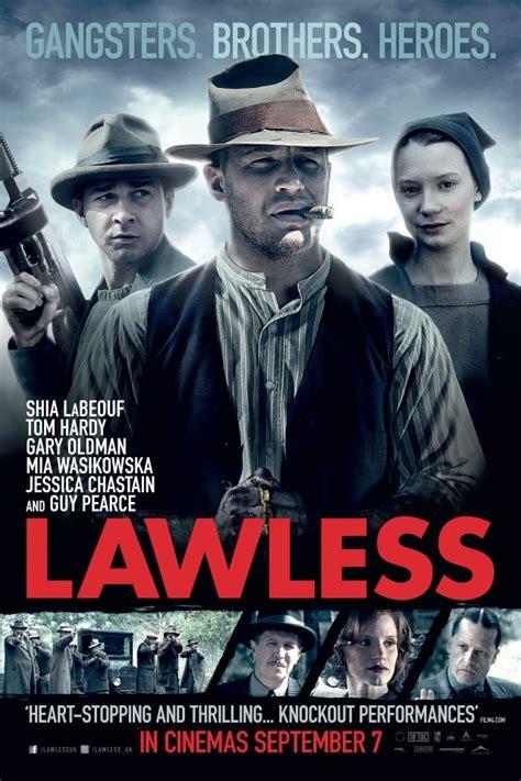 film gangster prohibition lawless uk poster heyuguys