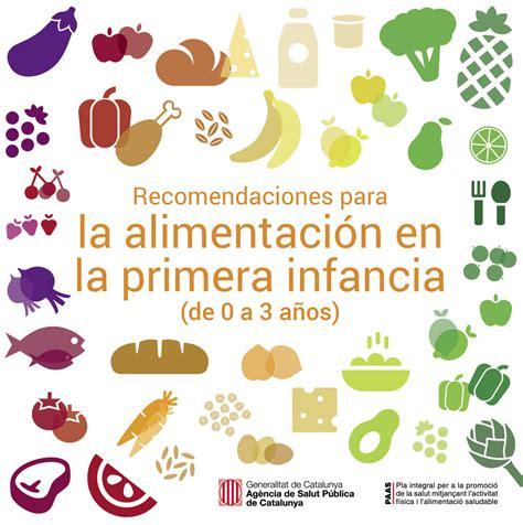 paritarias para la alimentacion 2016 recomendaciones para la alimentaci 243 n en la primera