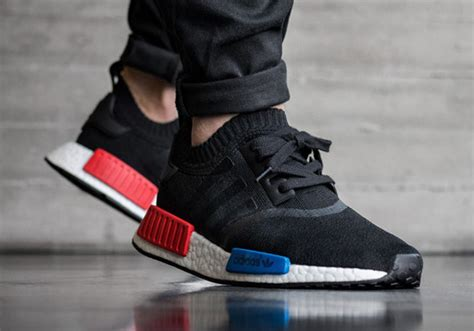 Adidas Nmd Og Black 2017 adidas nmd og where to buy sneakernews