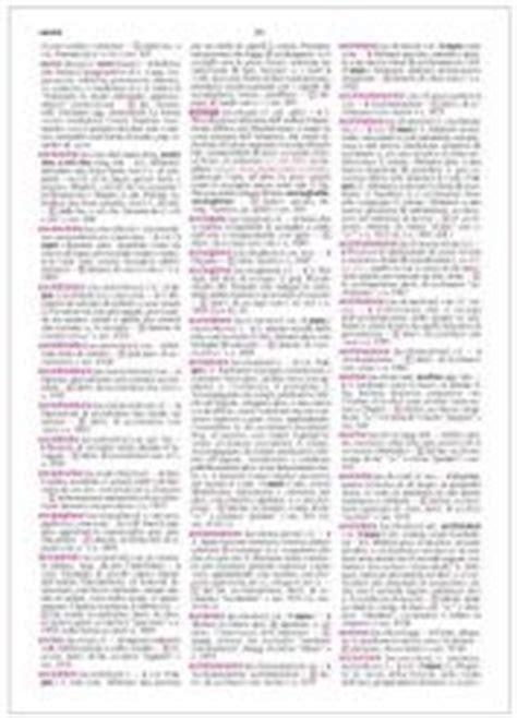 tavole di nomenclatura dizionari