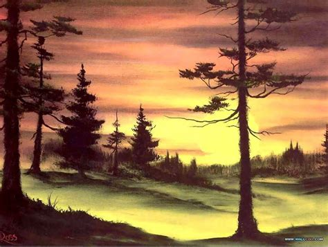 bob ross painting birds cuadros modernos pinturas y dibujos fotos de paisajes