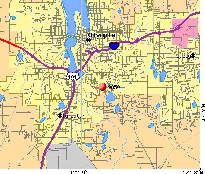 olympia washington map 98501 zip code olympia washington profile homes