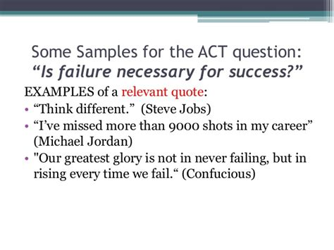 The Act Essay by The Act Essay Impression