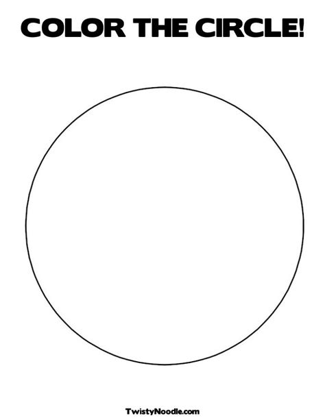 circle coloring page pdf free coloring pages of the shape circle to color